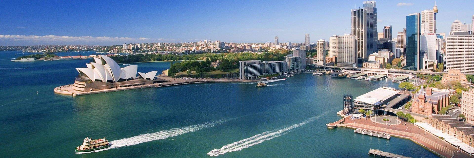 Туры на курорт Новый Южный Уэльс (Австралия) на 4 дня / 3 ночи 2021 из Москвы - цены, путевки на отдых на курорте Новый Южный Уэльс на четыре дня - ПАКС