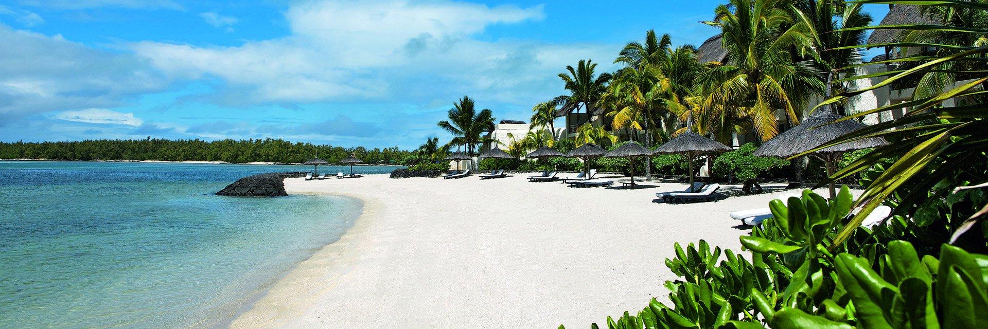 Гран Гоб, Маврикий. Карта курорта Гран Гоб