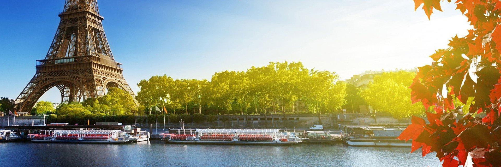 Туры во Францию 2019, путевки из Москвы - цены на отдых во Франции - ПАКС